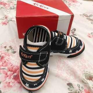 kickers kid shoes