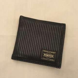 日本 🇯🇵 Porter 銀包 wallet Japan
