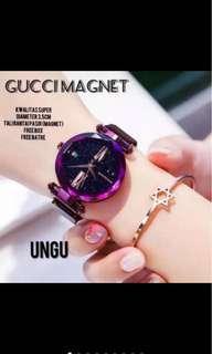 Jam tangan Gucci Magnet