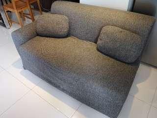 Duo seater sofa. 6 months old.