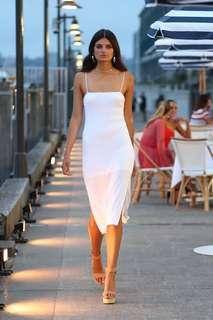 Bnwt Kookai adel slip dress (2)