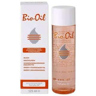 Bio Oil Anti Scar Stretchmark 125ml Original