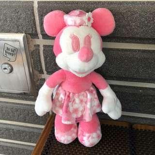 日本迪士尼櫻花粉紅限定米妮
