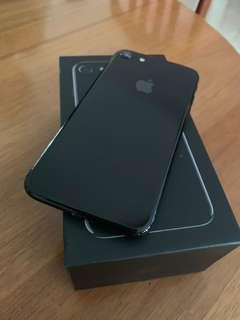 Iphone 7 Jet Black 128gb used