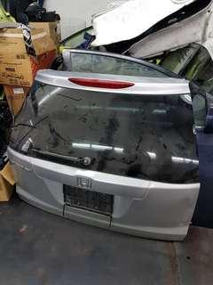 Honda Stream rear boot