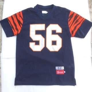 Supreme 56 Tiger Print Jersey