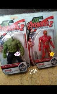 Mainan Avangers