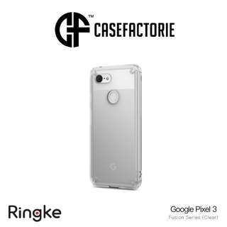 Ringke Fusion Clear Case for Google Pixel 3 (XL)