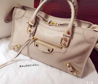 Balenciaga city classic bag
