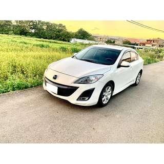2010年Mazda3 2.0四門最頂 漂亮跑少