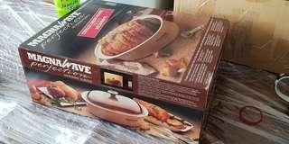 Microwave Roaster Ceramic Pot