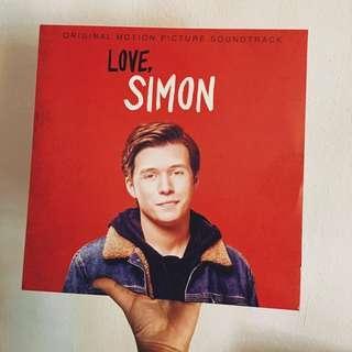 Love Simon Soundtrack Vinyl