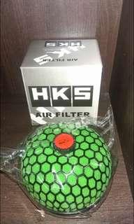 filter Hks smallest for small car 3in hole