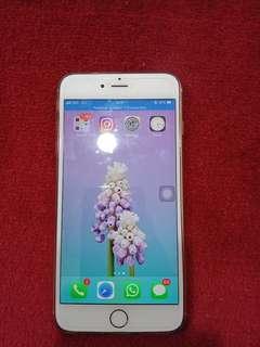 Iphone 6s plus 32gb like new garansi ibox!