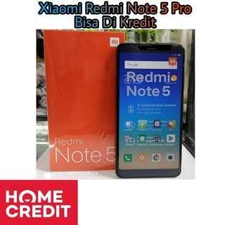 Xiaomk Redmi Note 5 Bisa Di Kredit Bunga 0.99%