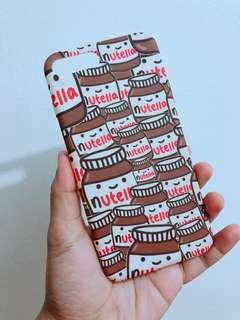 iPhone 7+/8+ Nutella Case (GOOD AS NEW)
