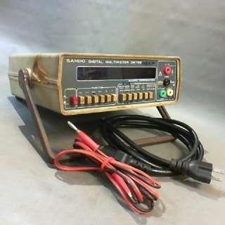 🚚 SAMPO 聲寶多重電流測試儀/DM728