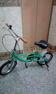 小型自行車(可入電梯)