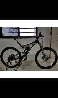 Intense Tazer Full Suspension Mountain Bike