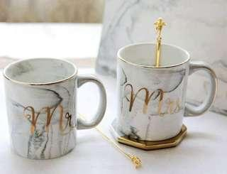 Mr & Mrs Cup