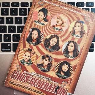 GIRLS GENERATION HOOT ALBUM