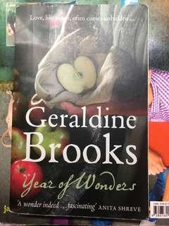 Year of Wonders Geraldine Brooks