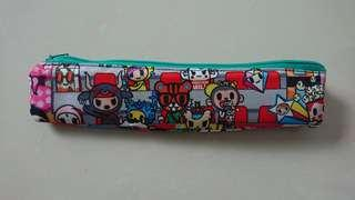 BN custom slim pencil case.