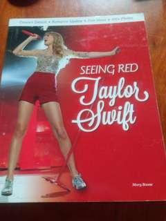 Taylor Swift magazine book