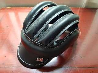 "Soft ""Leather"" Helmet"