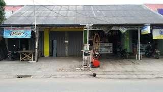 Dikontrakkan Disewakan Kios Toko Usaha Taman Puri Cendana Tambun Selatan Bekasi