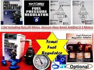 tomei fuel regulator stage 1 universal for all car