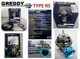 greddy blow.off valve Rs Rz