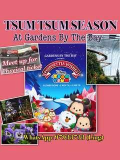 GARDEN BY THE BAY (2 DOMES) PHYSICAL TICKET