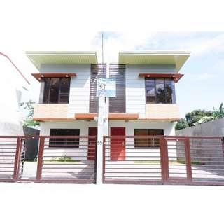 BRAND NEW SPACIOUS MODERN DESIGN DUPLEX HOUSE AND LOT IN BF RESORT