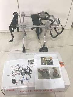 Pet wheelchair 4 wheels