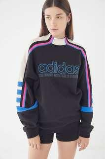 Adidas Moto Mock Neck Sweater