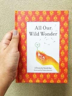 Sarah Kay - All Our Wild Wonder (2018)