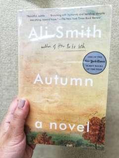 Ali Smith - AUTUMN (2016)