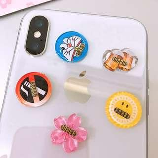 Japan The Protector Mobile Phone Anti-radiation Stickers