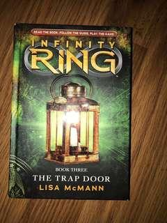 Infinity Ring #3 The Trap Door by Lisa McMann