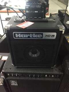 Bisa Dicicil Hartke Bass Amplifier HD-25