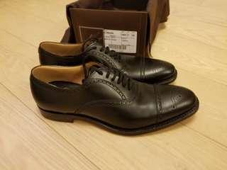 Church's leather black shoes for Man