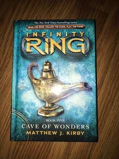 Infinity Ring #5 Cave of Wonders by Matthew J. Kirby