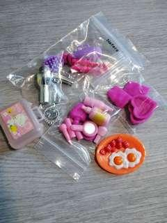 Barbie Doll Accessories Bundle D