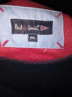 Sweater paul re smith (blue navy)