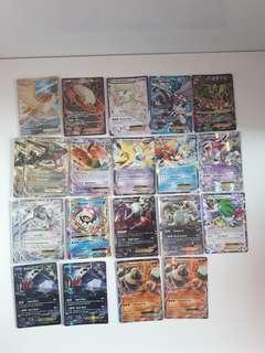 Pokemon ex cards updated