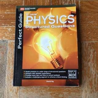 Physics Structured Questions for O level