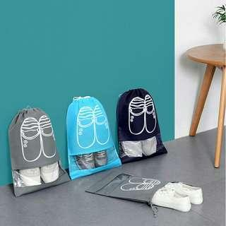 Travel Storage Waterproof Shoes Pouch