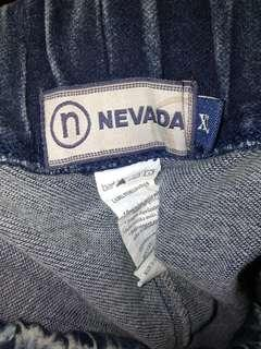 Nevada joger pants (bio blue)