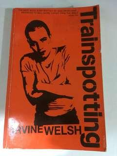 Trainspotting by irvine welsh book